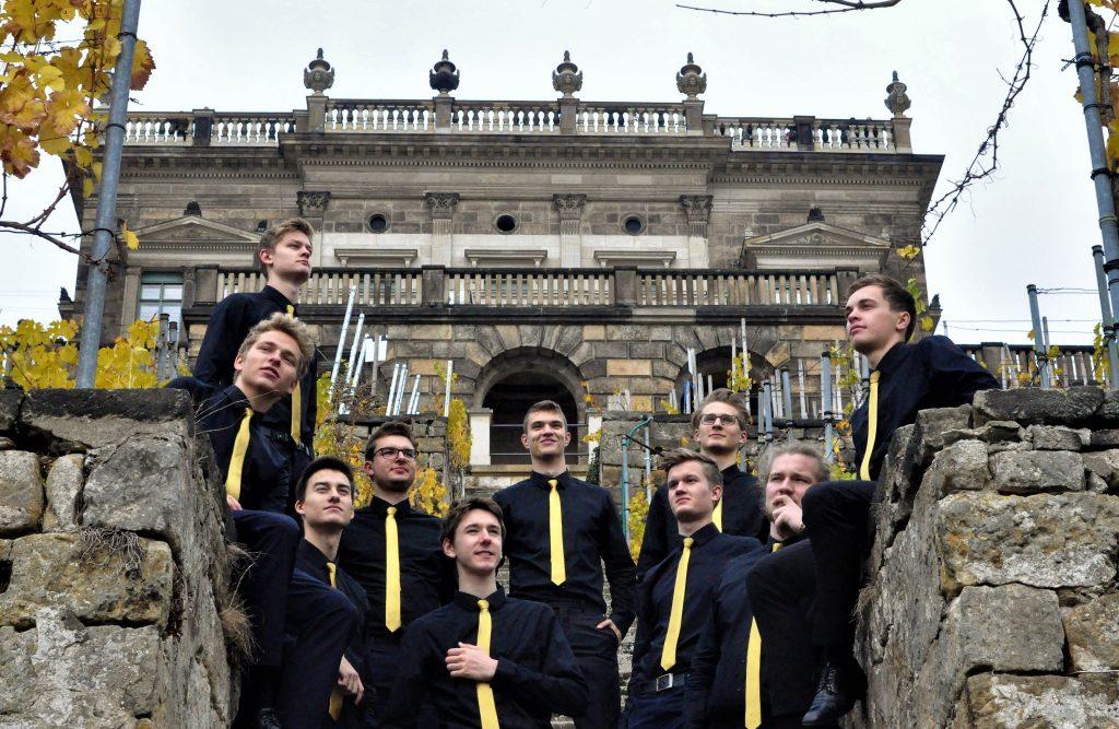 Vocalensenble MILLENIUM aus Dresden